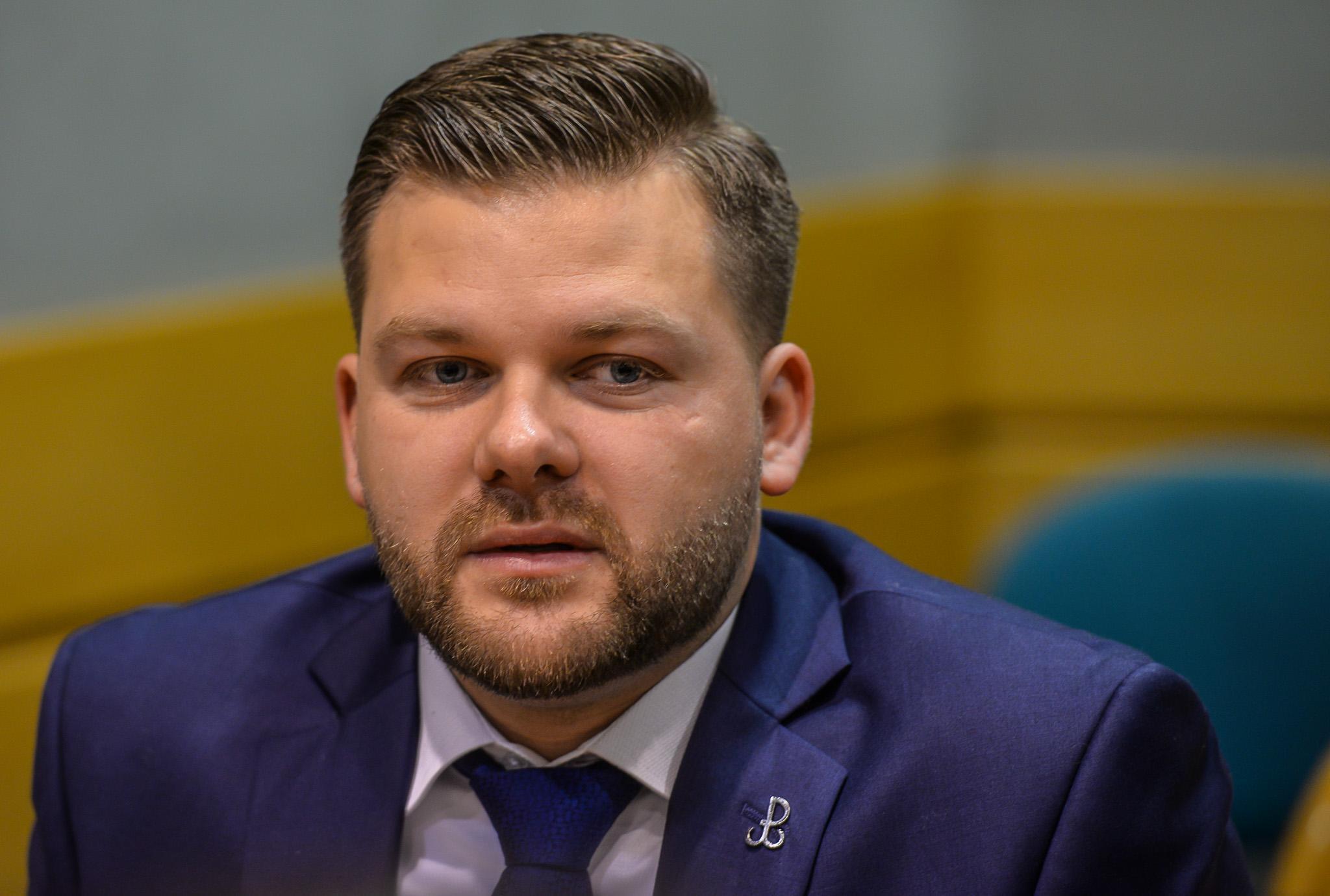 Bełbot Marcin, fot. Przemysław Świderski