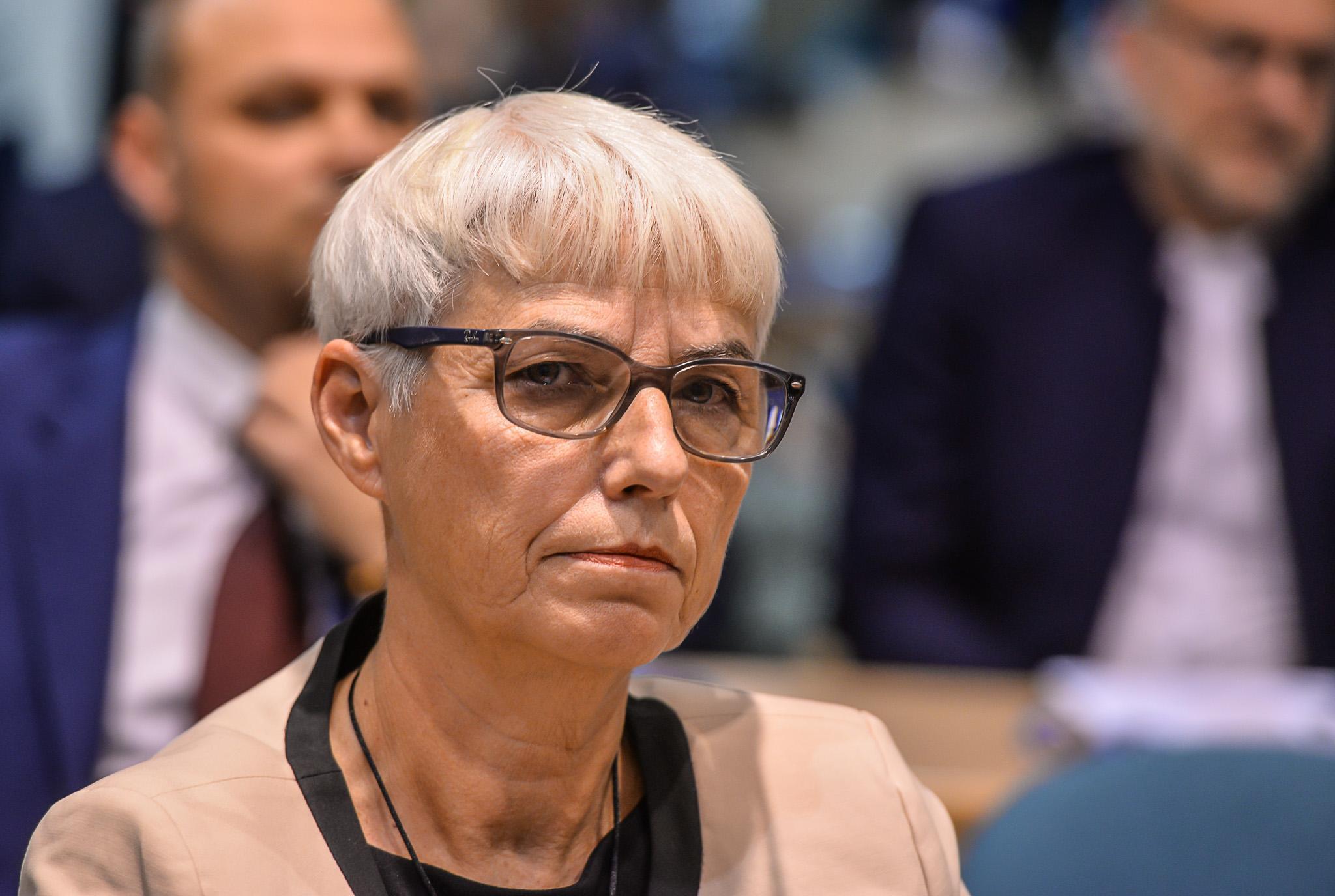Zielińska Joanna przewodnicząca Rady Miasta Gdyni, fot. Przemysław Świderski