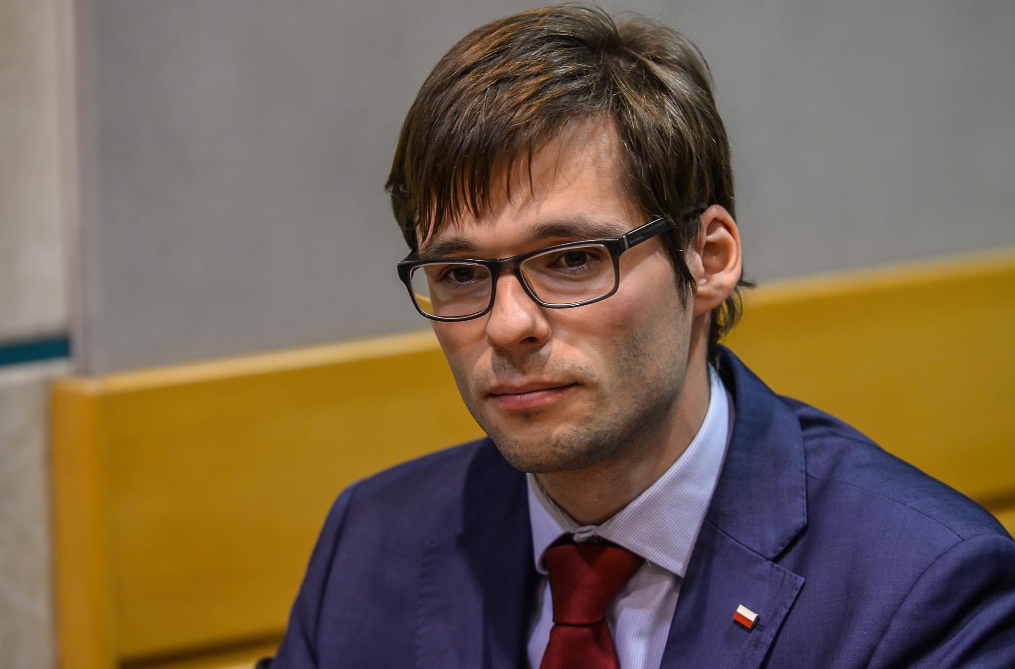 Dudziński Marek, fot. Przemysław Świderski
