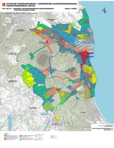Kierunki zagospodarowania przestrzennego - Polityka planistyczna_small