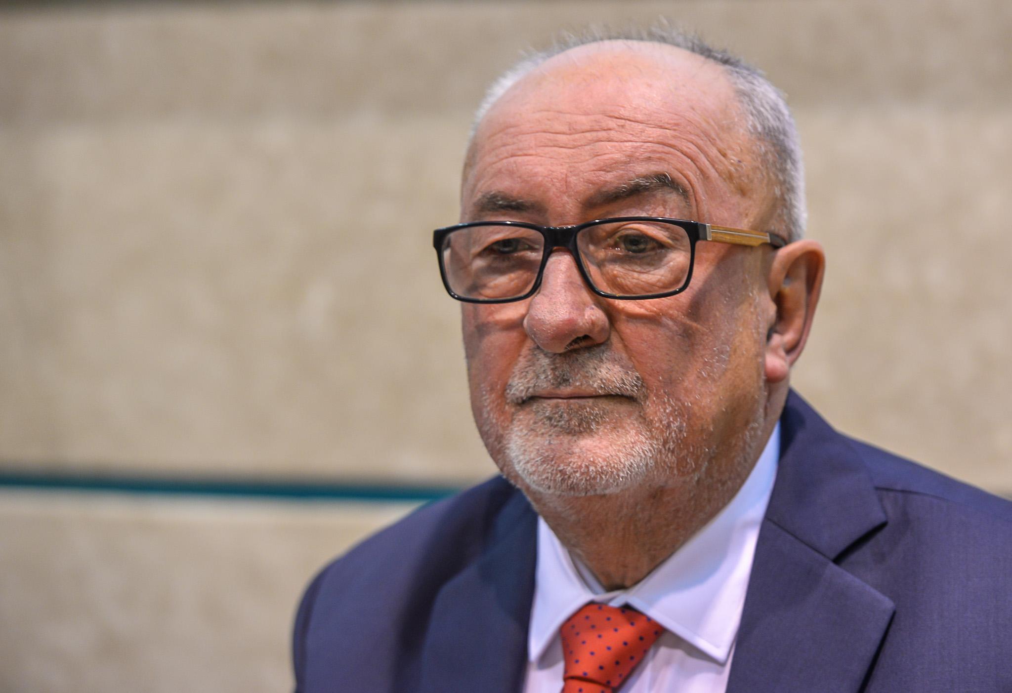 Borski Stanisław wiceprzewodniczący Rady Miasta Gdyni, fot. Przemysław Świderski