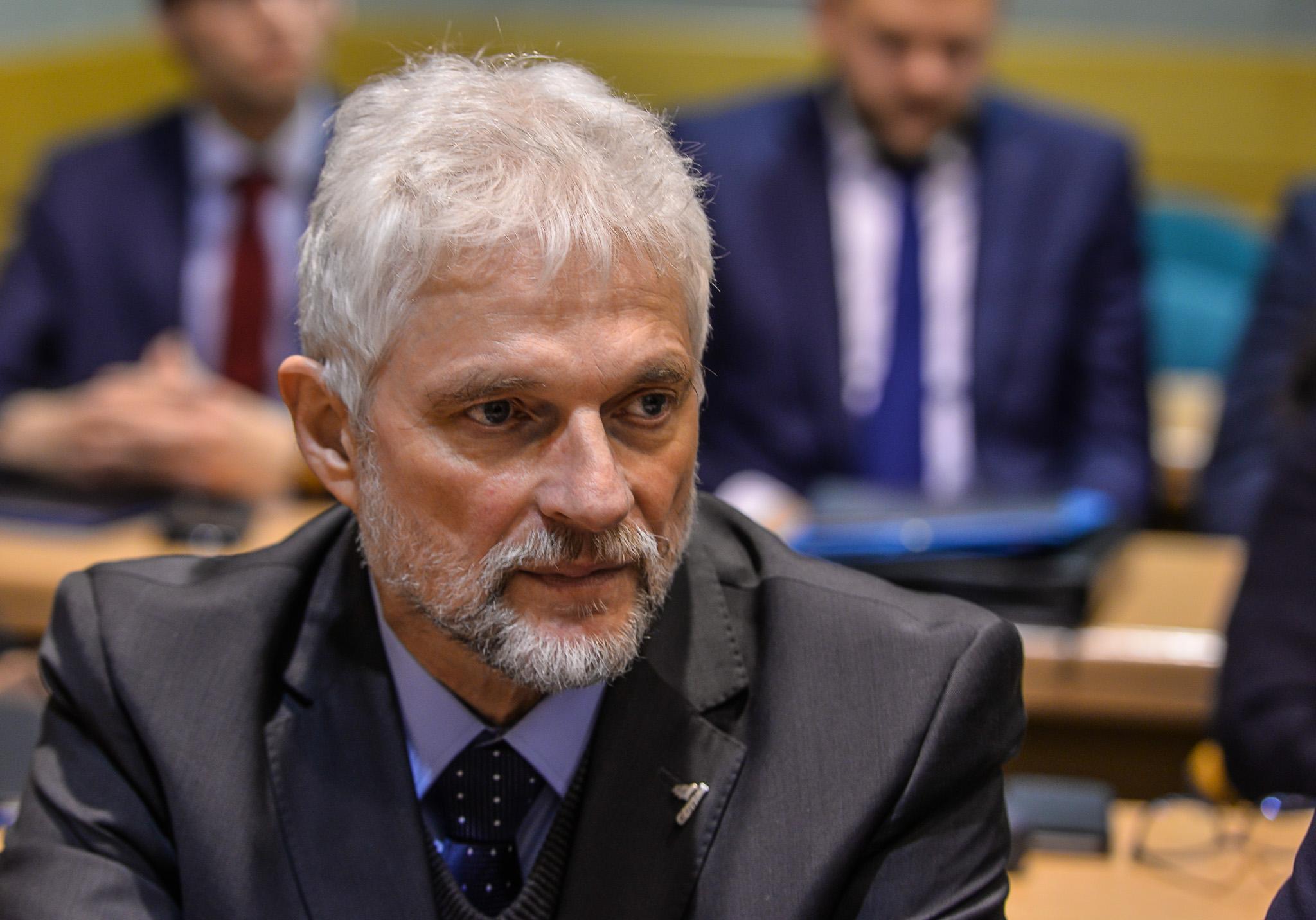 Krzyżankowski Bogdan, fot. Przemysław Świderski