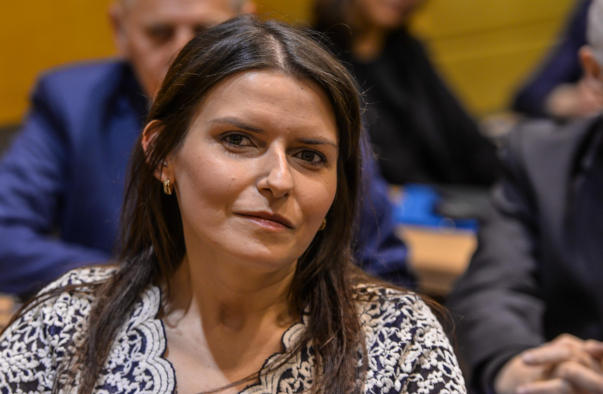 Śrubarczyk-Cichowska Mariola, fot. Przemysław Świderski